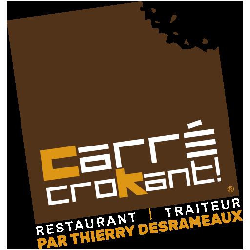 carré crokant logo